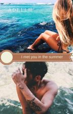 I met you in the summer by AdellH