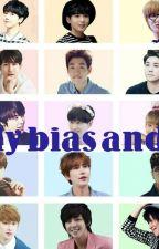 My bias and I by lyzaatencio