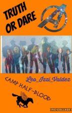 Truth or Dare (Percy Jackson Avengers crossover) by Leo_Izzi_Valdez