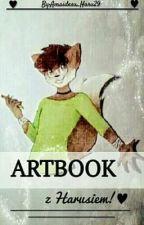 ARTBOOK z Harusiem! ?✏ by Amaidesu_Haru29