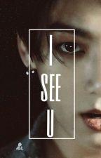 I see u • Jikook (ASKIDA) by Dolphusx