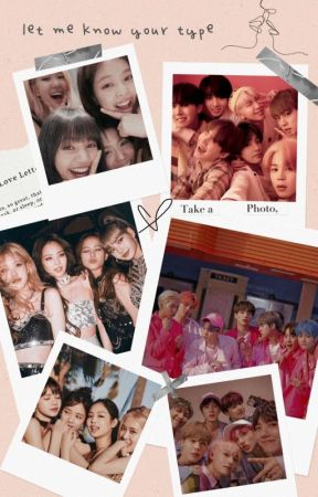 BTS X BLACKPINK | IG by Tae_as_a_sexyphonist
