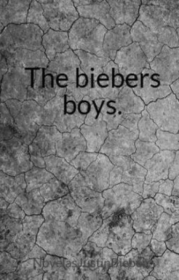 The biebers boys - Justin Bieber y tú terminada.