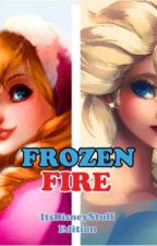 Frozen Fire by ItsDisneyStuff