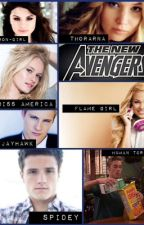 The Teen Avengers by MARVELgirl03