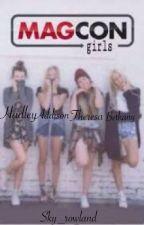 Starting MAGcon Girls // HBR by sky_rowland
