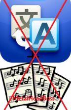 Google Translate Lyric Fails! by MetalHeadBoss