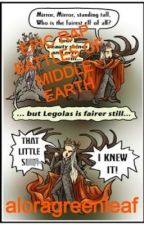 Epic Rap Battles of Middle-earth *ON HOLD* by AnodienFireborn