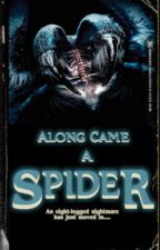 Along Came a Spider (Retro Spider Horror Story) by retro_boy_