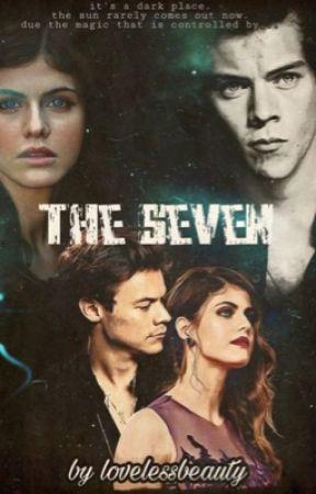 The Seven (18+) - Harry Styles by lovelessbeauty