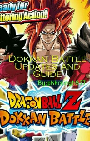 Dokkan Battle Updates And Guide - Super Saiyan 3 Team