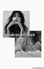 mismatched hearts | seulrene by serendipitytrash