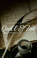 Quill and Ink: International Book Awards 2018 [OPEN] by QuillAndInkIBA
