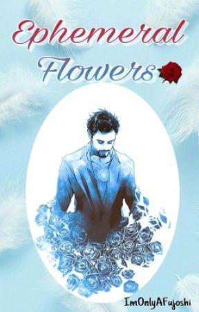 ❁Ephemeral flowers.❁ [Stony]  by ImOnlyAFujoshi