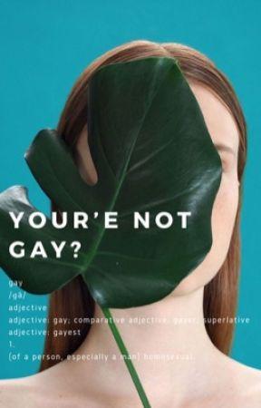 YOU'RE NOT GAY?; KTH by FRUITYMLK