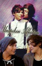 Unspoken Affection [Larry Stylinson] by khasz1D