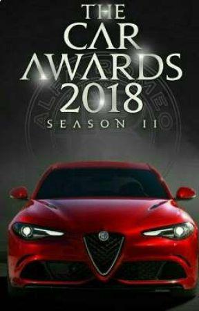 The Car Awards  Season 2  ......2K18    (OPEN) by awards_graphics