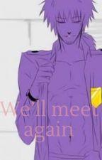 We'll Met Again  ( Vincent × Male reader ) by PotatoMaster111525