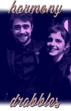 Drabbles Harmony (Harry y Hermione) by horrocruxmachine