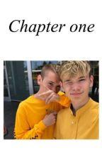 Chapter one by josefineeekb