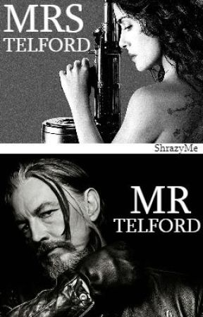 MRS AND MR TELFORD by ShrazyMe