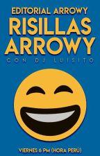 Risillas Arrowy - Leyendo Comedia by Editorial_Arrowy