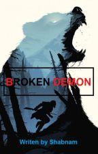 Broken Demon #1 by larryshadinn