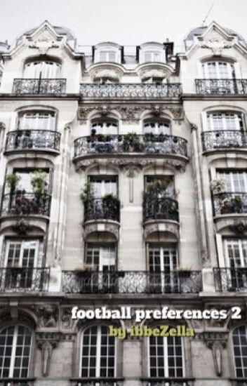 Football Preferences 2 | ON HOLD
