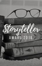 Storyteller Award 2018 by StorytellerAward