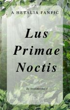 APH: Lus Primae Noctis | Britaincest by SteelMermaid