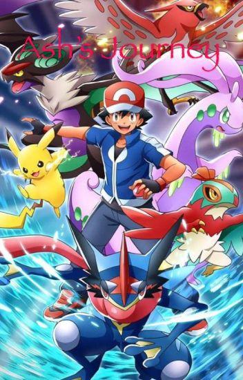 Ash's Journey