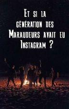 Et si la génération des Maraudeurs avait eu Instagram ? by boadiceeholmes