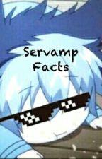 Servamp Facts/Random Sketches by Lazy_Kuro