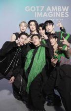 GOT7 AMBW IMAGINES  by nct_ten13