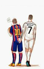 CR7 x M10 aka Ronaldo x Messi [Oneshot] by tientu_96