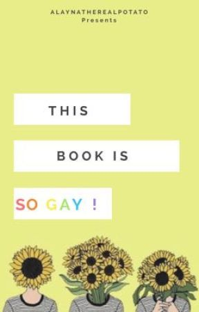 This Book Is So Gay!  by AlaynaTheRealPotato