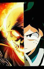 Izuku El Nuevo Ghost Rider by user85257311