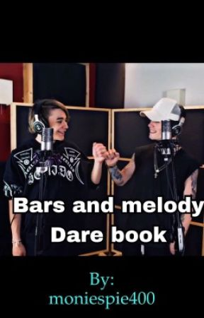Bars and melody dare book  by moniespie400