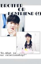 brother or boyfriend? | Jaehwan Hitomi PRODUCE by meaniese