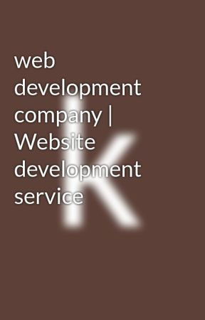web development company | Website development service by karanrahi