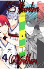 Secretive Brothers? (KnB x AnsaKyuo)[DISCONTINUED] by OtakuMess