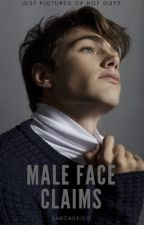 Male Face Claims by sarcastico