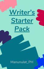 Writer's Starter Pack by Manunulat_PH