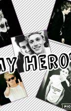My Hero | Ziall Horlik | by AlexDboyZiall