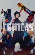 Críticas [CERRADO] by AnteikuSquad