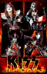 KISS- The Spirit Of 76' by Vinnie_Vincent