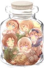 CAPTURED! : A Hetalia x Reader Interactive Questionnaire. by Post-Moe