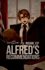 Alfred's recomendations© by Rusame_ESP