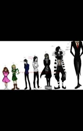 Living to Forget With a Past to Remember~ (CreepyPasta x Child