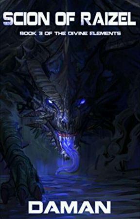 Divine Elements B3: Scion Of Raizel by TephraParadigm